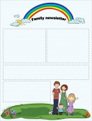 Special Templates-Family Newsletter