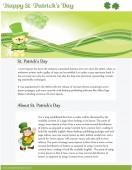 Special Templates-Saint Patrick's Day