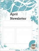 Special Templates-April Newsletter