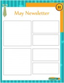 Special Templates-May Newsletter Template - Office